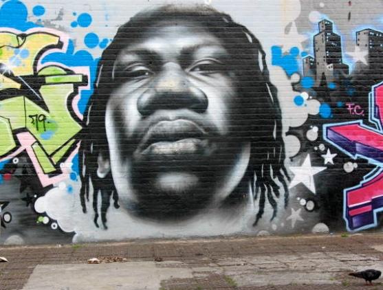 NYC Grafetti 6