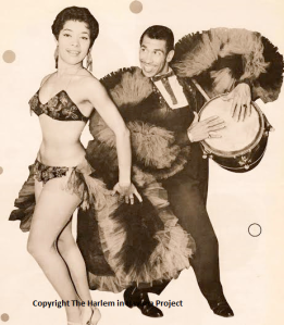Pitcuha Vega and Mario Valdes, 1957
