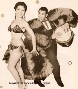 Pitcuha Vega and Mario Valdes, 1957
